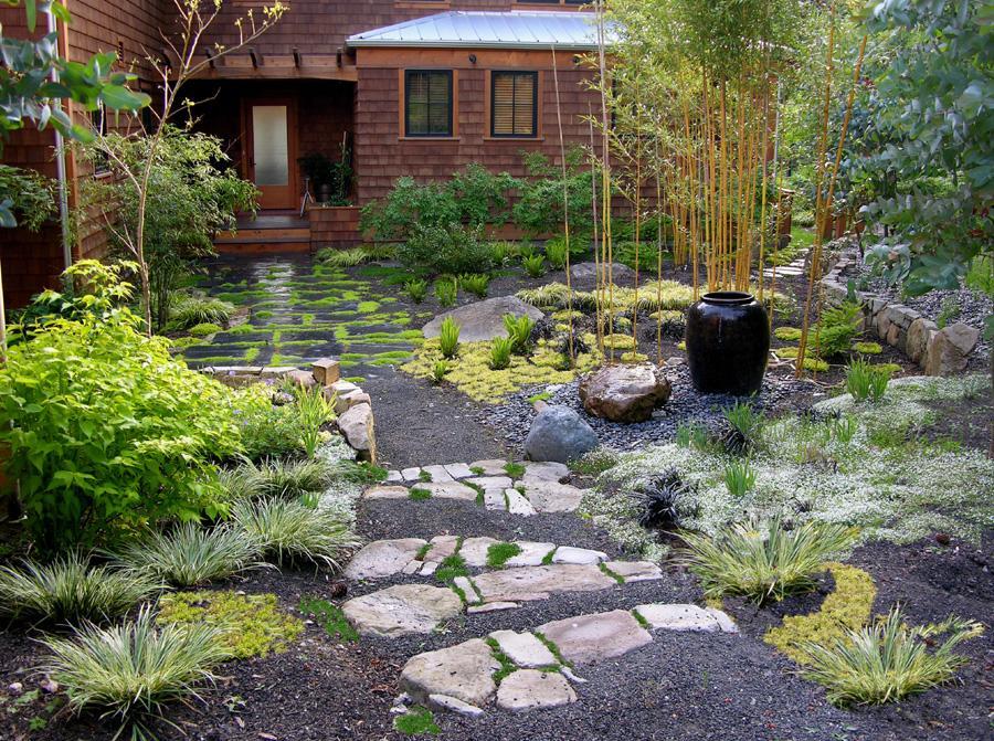 40 Zen Garden Designs Decorating Ideas Lots Of Zen Gardens Are Dry