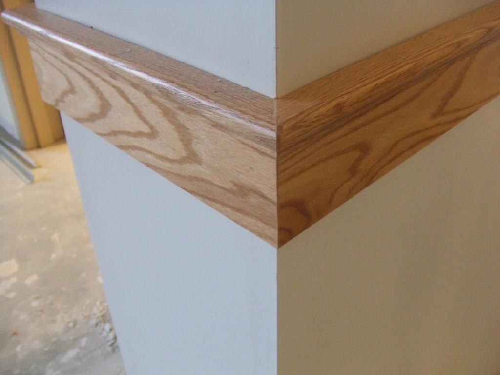 oak chair rail hanging lebanon pictures for specialty installations llc in owings md 20736