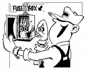 fuse box art auto electrical wiring diagram 1994 Ranger Fuse Box fuse box cartoon from patrick\u0027s lighting