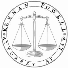 KEENAN POWELL LOGO from Powell Keenan Attorney At Law in