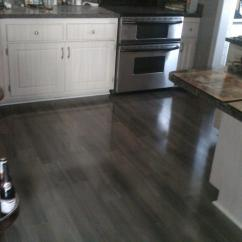 Laminate Kitchen Flooring Island With Table Attached Floor From North Star Carpet And