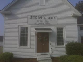 United Baptist Church by United Baptist Church Peachland 28133