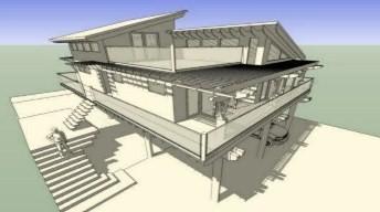 House Plans On A Steep Hillside Plans Home Plans Ideas Picture