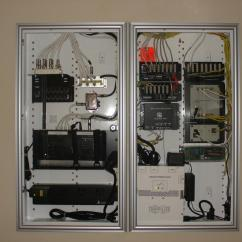 Structured Media Panel Diagram Honeywell Thermostat Wiring Rth2300b From Audio Visual Concepts Of