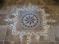 Mosaic Tile Floor from Capitol Peak Construction in ...