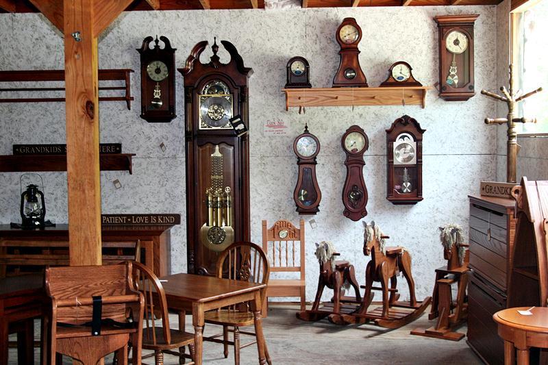 Amish Furniture Versailles Mo