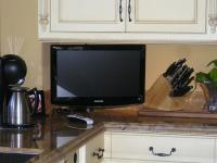 Kitchen TV - 2 from Infinity Home Solutions in White Lake ...