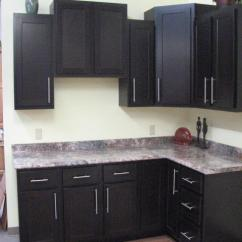 Espresso Shaker Kitchen Cabinets Vintage Island Georgetown Kountry Wood From Direct And ...