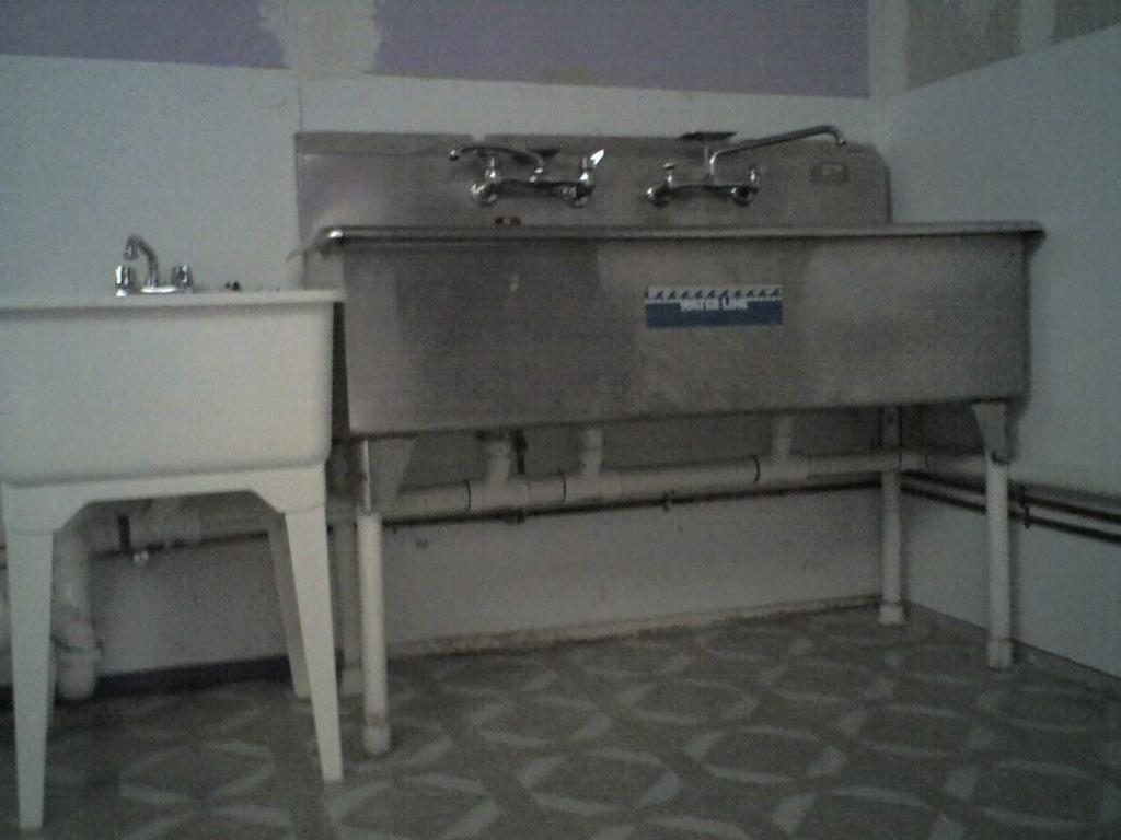 3 compartment sink plumbing diagram dryer wiring drain basement floor