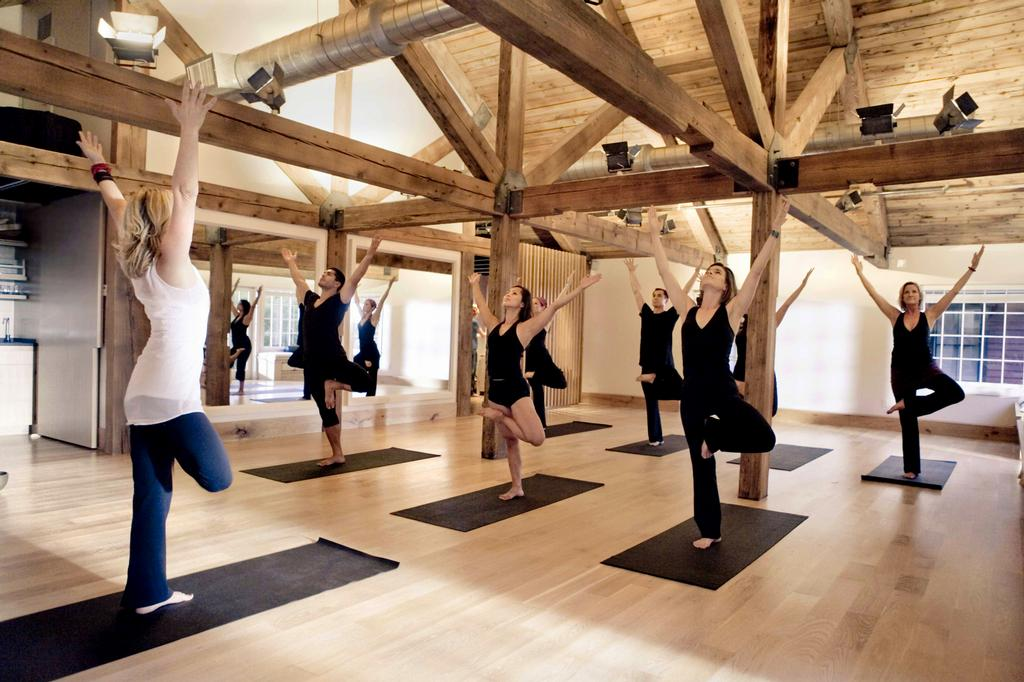 The Five People You Meet At Yoga HelloGiggles