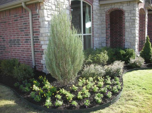 front corner garden ideas