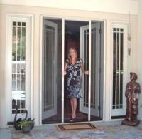 HIS ClearView Retractable Screen Doors - San Diego CA ...