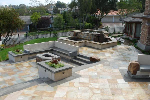 southern california landscape construction