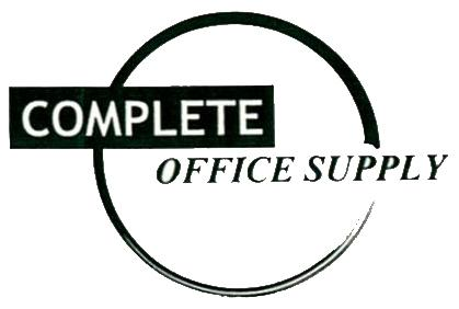 complete office supply logo 7-22-10 from Complete Office
