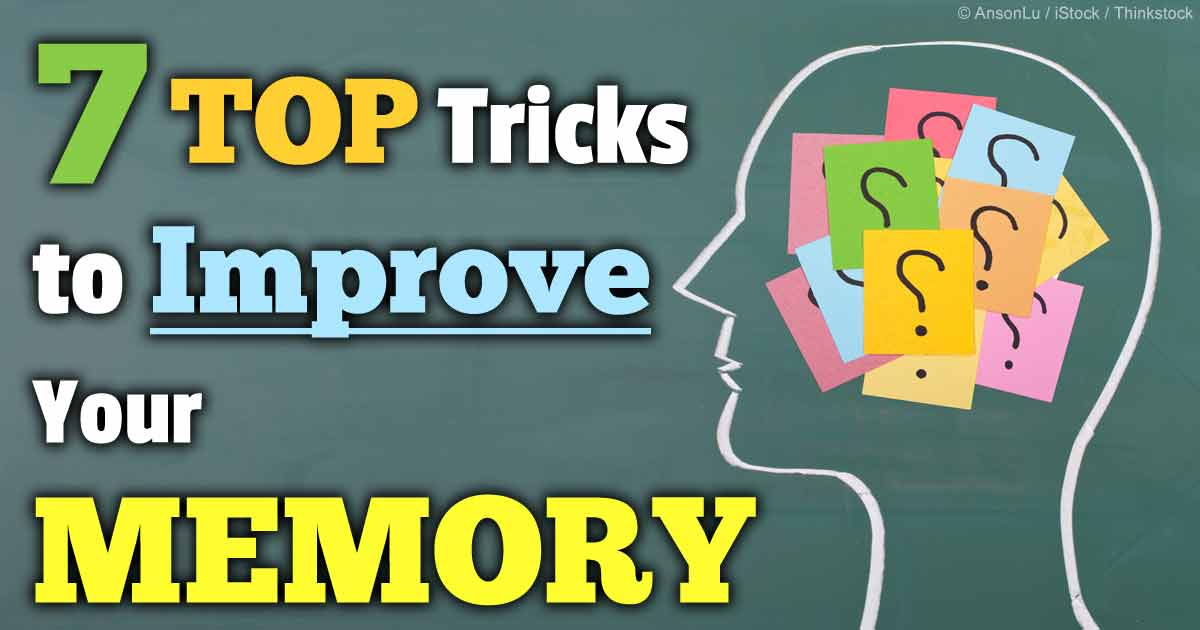 7 Tricks To Improve Your Memory