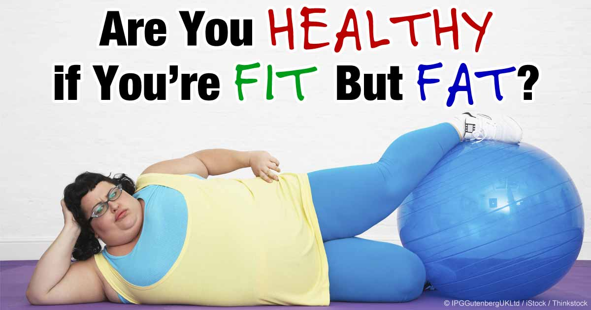 "Study: ""Healthy Obesity"" Does Not Exist"