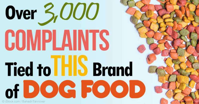 Beneful Dog Food Complaints
