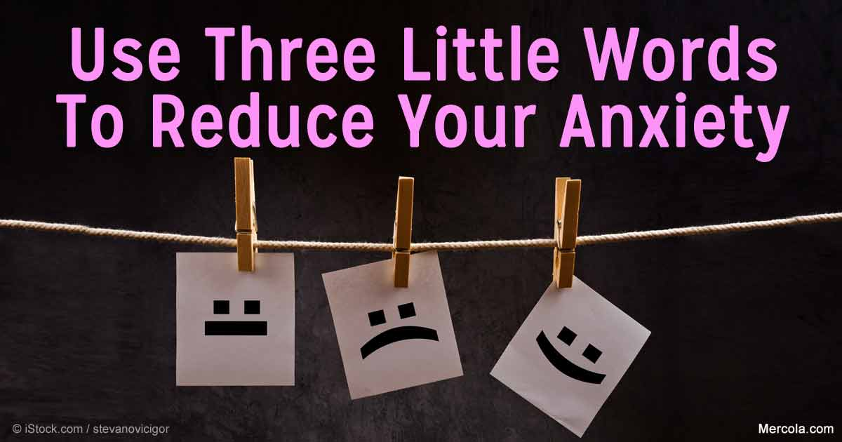 A Simple Way to Reduce Your Anxiety