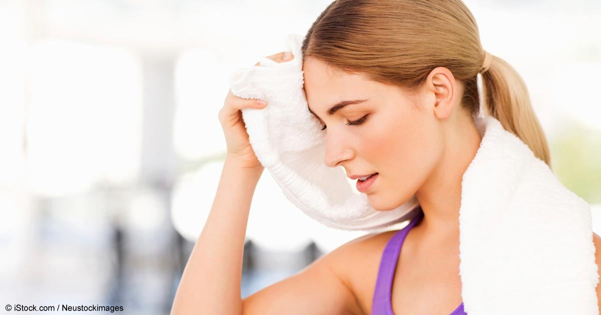 Is Sweating Good or Bad for Your Health?