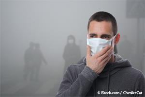 sense of smell is damaged by pollution