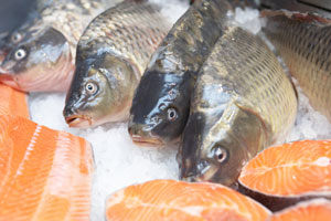 Astaxanthin in Pacific Salmon