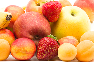 fructose in fruits