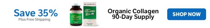 ​Save 35% on an Organic Collagen 90-Day Supply
