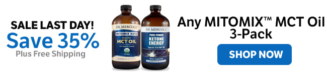 ​Save 35% on any MITOMIX™ MCT Oil 3-Pack