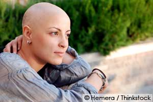 search for cancer cure