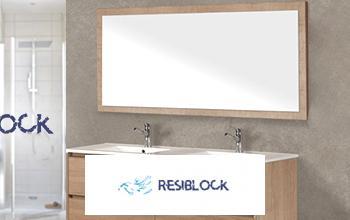 resiblock meubles salle bain promo