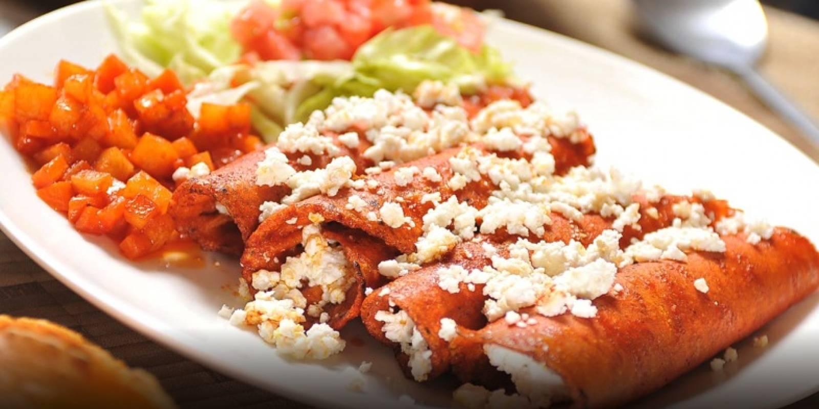Comida Mexicana la mejor y ms variada del mundo