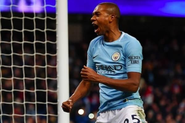 Manchester City renueva con Fernandinho hasta 2020 | Publimetro México