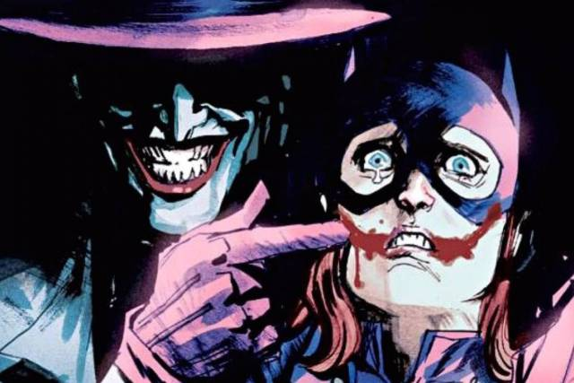 Batman: The Killing Joke es la novela gráfica más vendida