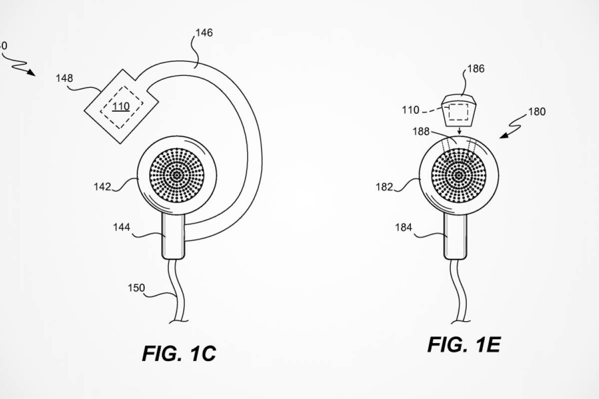 Apple patenta audífonos que registran la actividad del usuario
