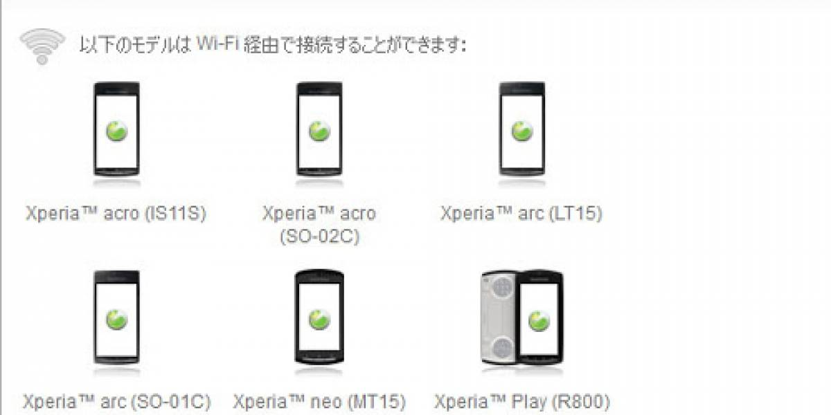 Sony Ericsson Xperia Acro se deja ver, posee norma de TV