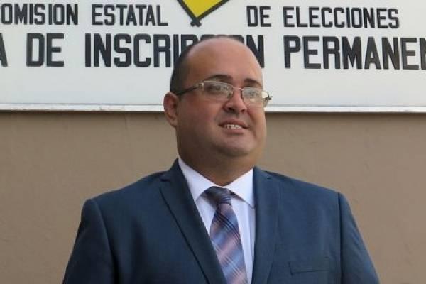 Image result for Renuncia el presidente de la Comision Estatal de Elecciones