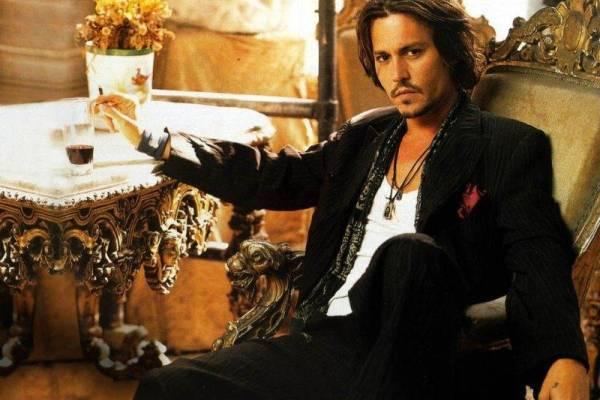 Johnny Depp Ser El Pancho Villa De Kusturica - Belel Nueva Mujer