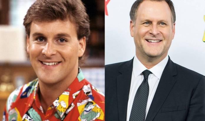 Tío Joey antes y después