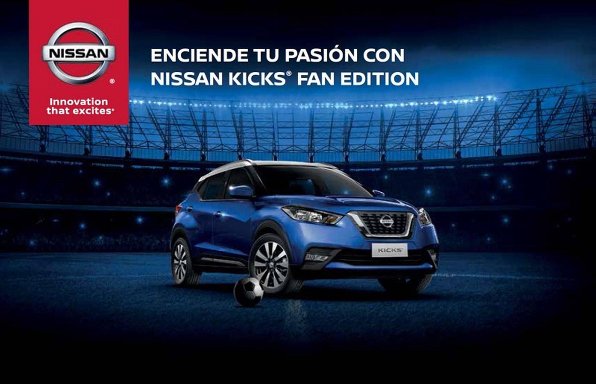 Una nueva edicin especial del Nissan Kicks llega a Mxico
