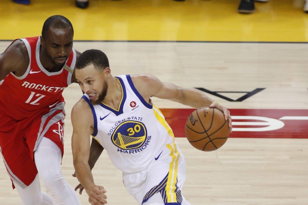 Ver Houston Rockets vs Golden State Warriors EN VIVO ONLINE GRATIS Juego 7 Final del Oeste NBA (Hoy 28 de mayo) | Publimetro Colombia