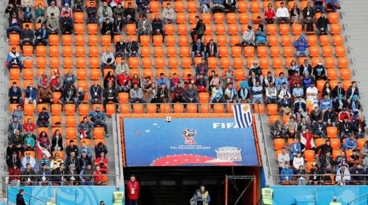 La FIFA abrió una investigación sobre Uruguay - Egipto: se jugó con miles de asientos vacíos y se habían vendido casi todos