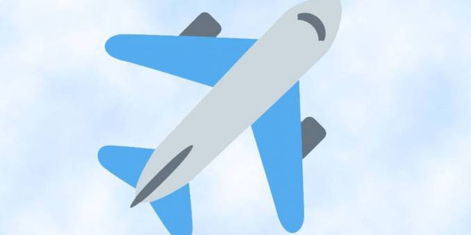 Así es como pueden activar la reacción de avión en Facebook