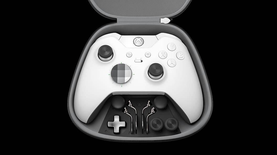 Microsoft Presenta Consola Xbox One X Y Control Xbox Elite