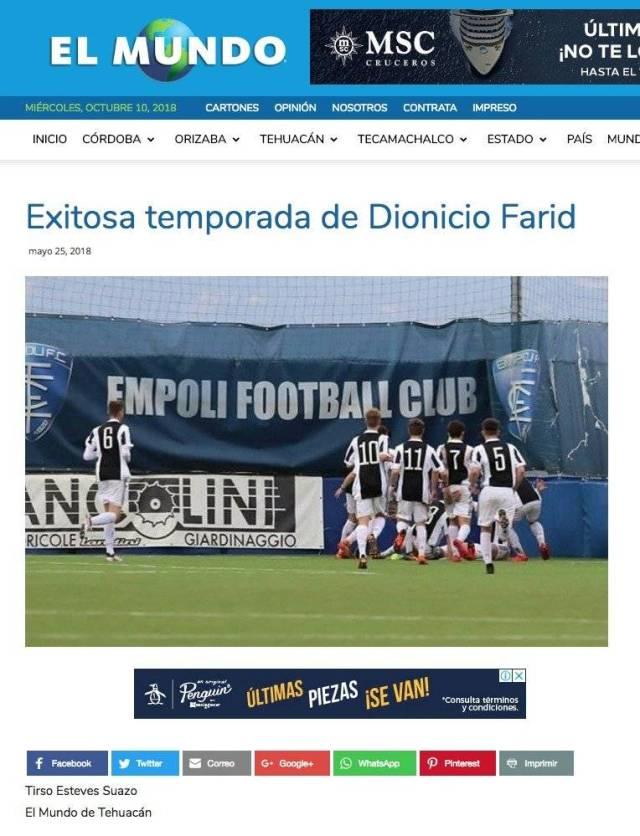 Dionicio Farid