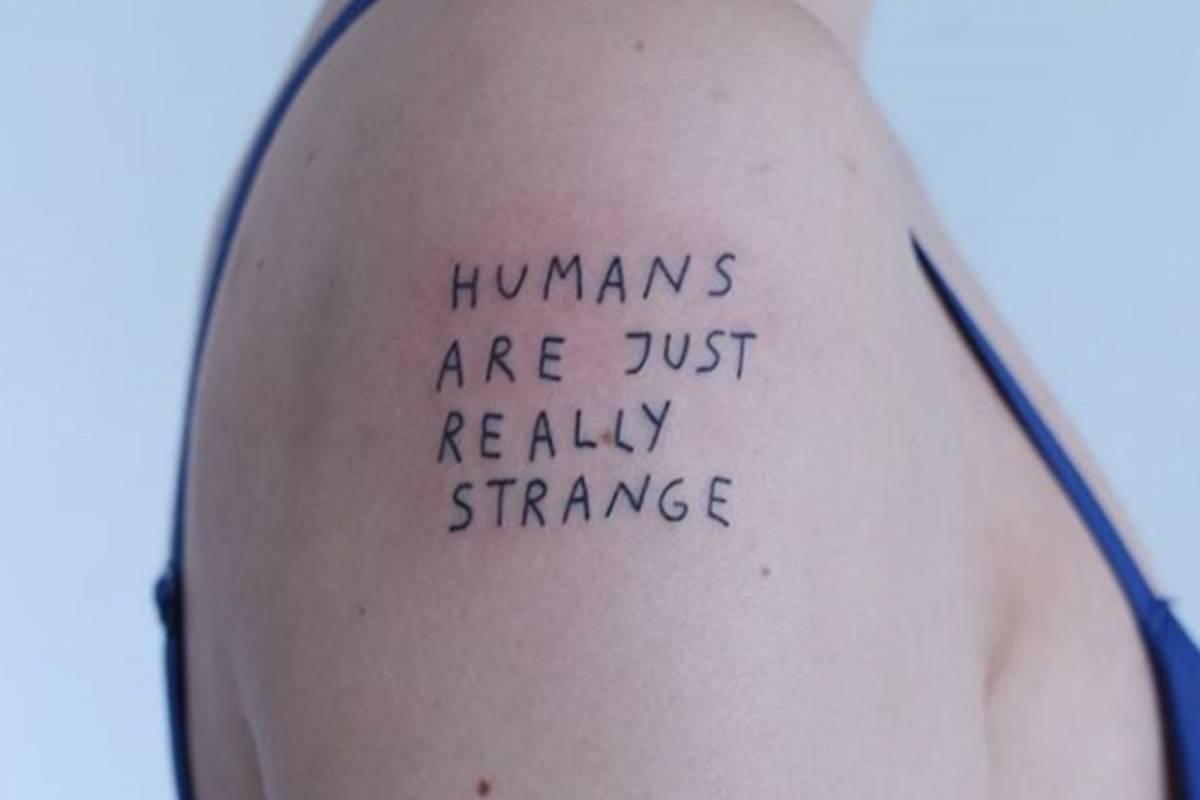 Tatuajes A Ciegas La Nueva Tendencia Para Decorar La Piel Que