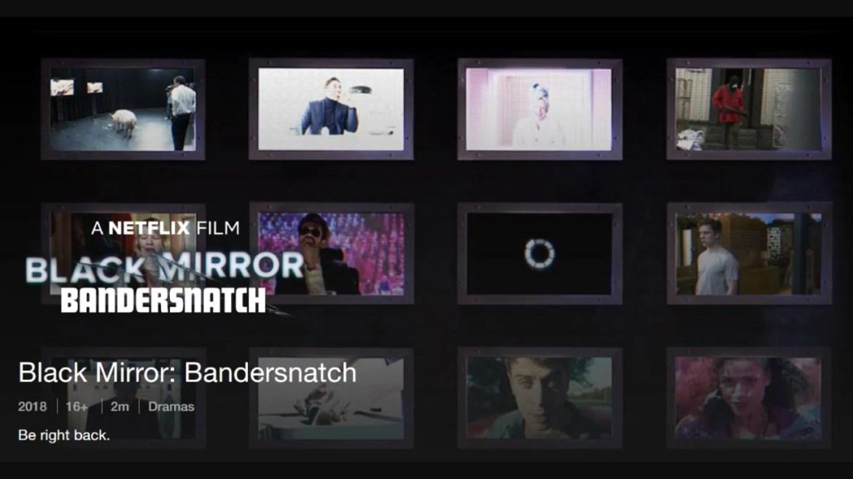 Netflix podría estrenar una película de Black Mirror