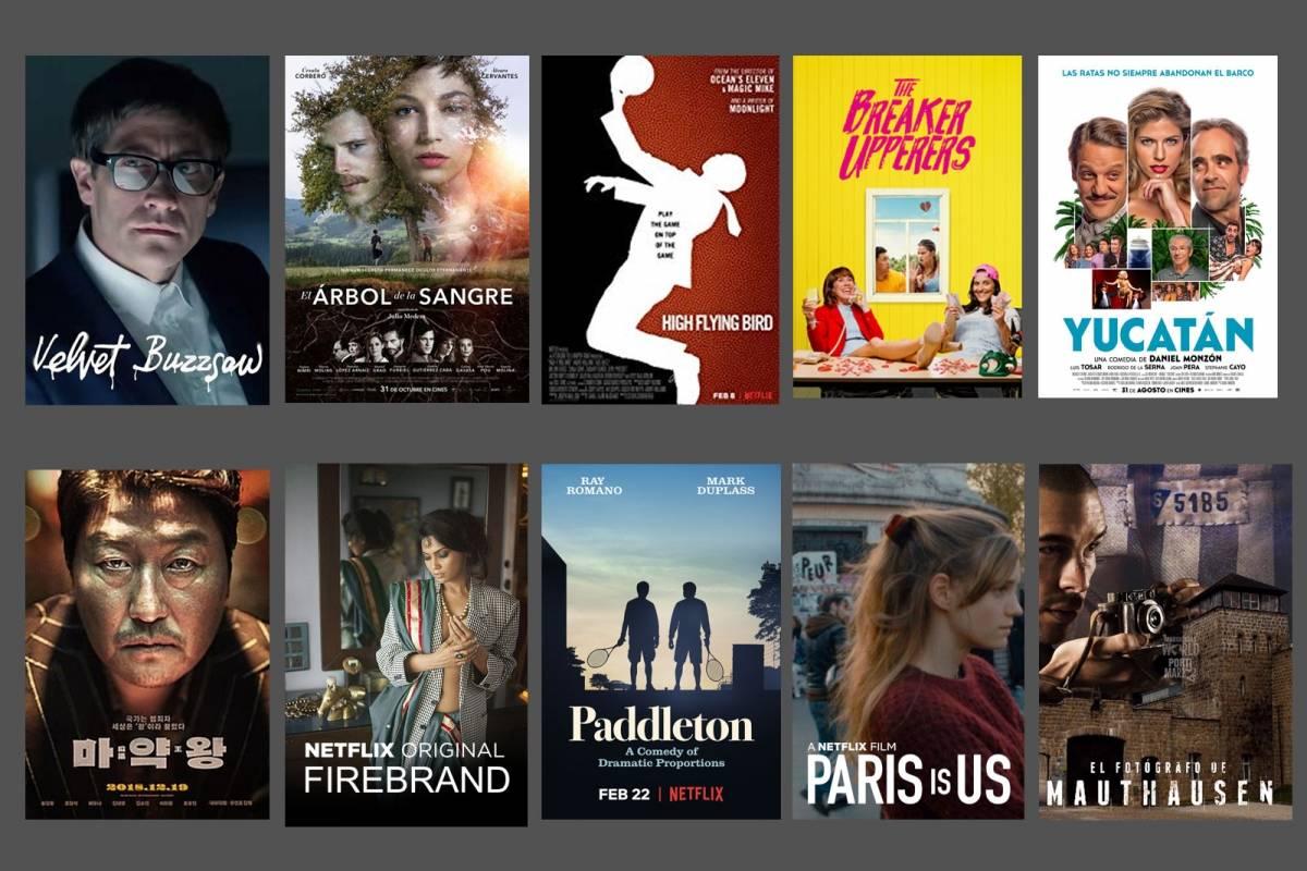 Las 10 Peliculas Originales De Netflix Que Se Estrenan En