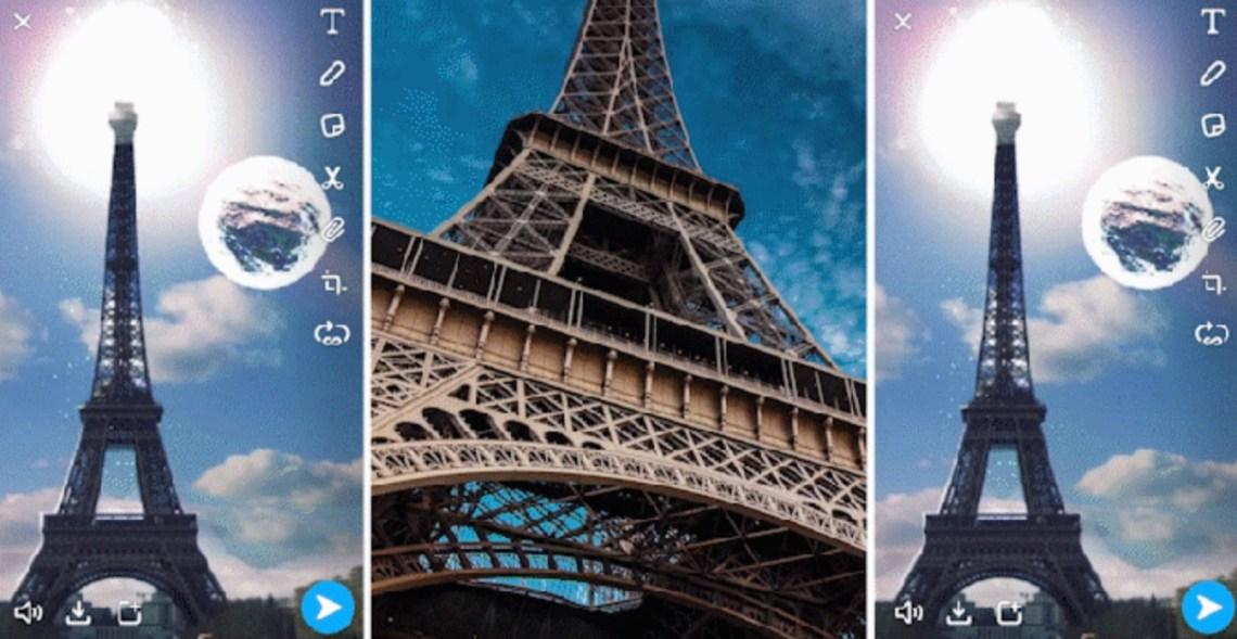 , Snapchat lanza Scan, su nueva plataforma de realidad aumentada – Virtualizar, realidad aumentada Chile, Virtualizar - Realidad Virtual y Realidad aumentada Chile
