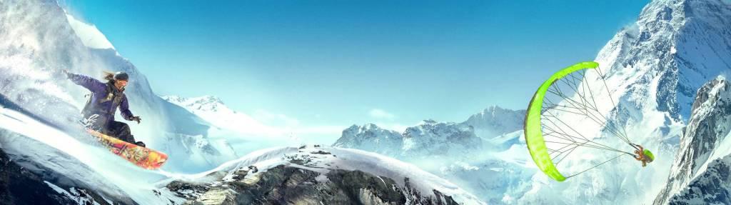 A abrir UPlay: Ubisoft está regalando Steep gratis en PC