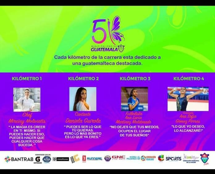 5K Race of the Municipality of Guatemala